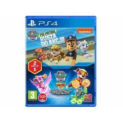 TORUS GAMES Psi Patrol 2 gry w 1 (Rusza do akcji & Kosmopieski ratuja Zatoke Przygód) Xbox One