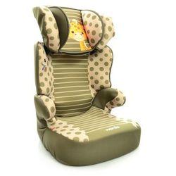 Fotelik samochodowy 15-36 kg Nania Befix SP Animals giraffe