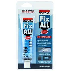 Soudal Klej-Uszczeln Fix All CLASSIC 80 ml- biały