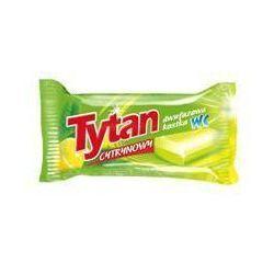Tytan Kostka do WC Cytryna 40 g