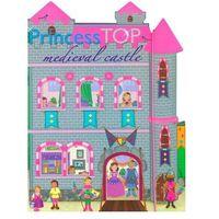 Literatura młodzieżowa, Princess Top Medieval Castle 1 - praca zbiorowa - książka (opr. broszurowa)