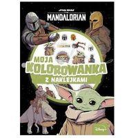 Kolorowanki, Moja kolorowanka.. Star Wars The Mandalorian praca zbiorowa