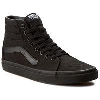 Pozostały skating, Sneakersy VANS - Sk8-Hi VN000TS9BJ4 Black/Black/Black