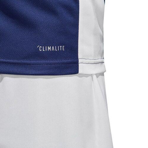 Bluzki dziecięce, Koszulka dla dzieci adidas Entrada 18 Jersey JUNIOR granatowa CF1036/CF1047