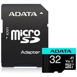 Karta pamięci ADATA microSDHC 32GB Premier Pro + Zamów z DOSTAWĄ JUTRO!
