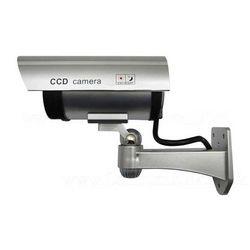 IR1100S LED Atrapa kamery z diodami IR srebrna