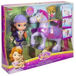 Zabawka MATTEL Disney Zosia i Minimus Podniebna podróż + DARMOWY TRANSPORT!