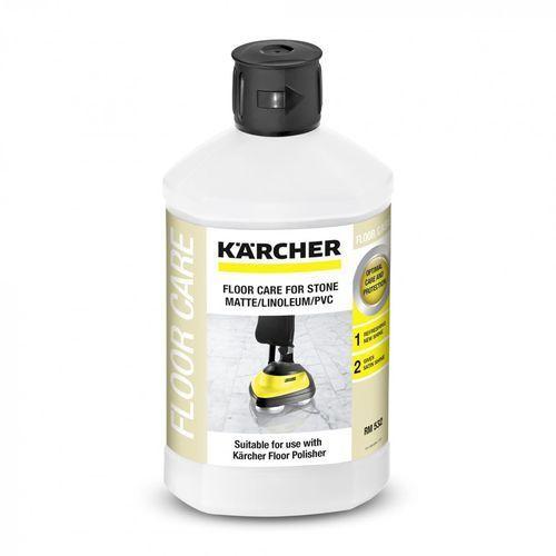 Płyny do czyszczenia podłóg, Karcher Floor Care, Płyn do podłóg kamiennych i PCV, 1 litr (6.295-776.0) Darmowy odbiór w 21 miastach!
