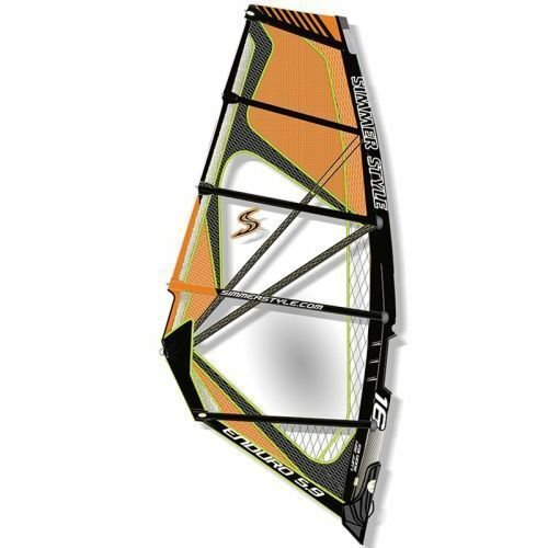 Żagle do windsurfingu, Żagiel Simmer Style Enduro 2016 Orange