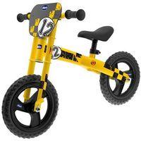 Rowerki biegowe, Chicco, rowerek biegowy Yellow Thunder