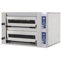 Hendi Piec do pizzy | 13,2kW | komory 2x 700x700x(H)135mm - kod Product ID
