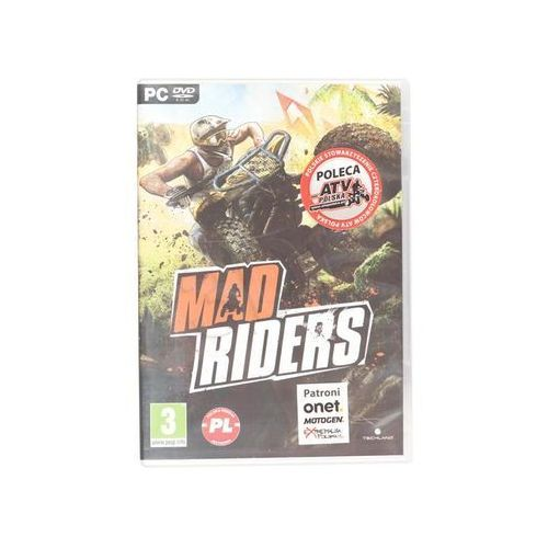 Gry PC, Mad Riders (PC)