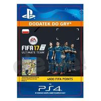 Pozostałe gry i konsole, FIFA 17 4600 Punktów [kod aktywacyjny]