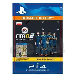 FIFA 17 4600 Punktów [kod aktywacyjny] Darmowy transport od 99 zł | Ponad 200 sklepów stacjonarnych | Okazje dnia!