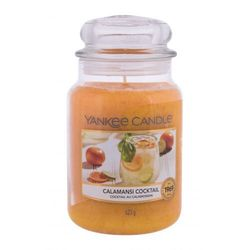 Yankee Candle Calamansi Cocktail świeczka zapachowa 623 g unisex
