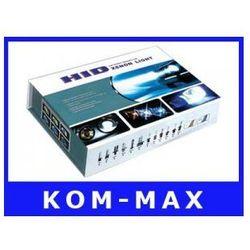 Zestaw HID Xenon kit H7 6000K 35W Komplet
