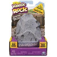 Piasek kinetyczny, Kinetic Sand opakowanie podstawowe Kinetic Rock 170 g, różne kolory - BEZPŁATNY ODBIÓR: WROCŁAW!