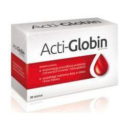 ACTI-GLOBIN 30 TABLETEK