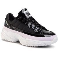 Damskie obuwie sportowe, Buty adidas - Kiellor W EG0578 Cblack/Cblack/Prptnt