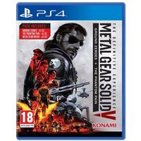 Gry na PS4, Metal Gear Solid 5 The Definitive Experince (PS4)