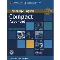 Książki medyczne, Compact Advanced. Ćwiczenia z Kluczem + Audio Online (opr. miękka)