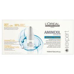 L'Oréal Profesionnel Série Expert Aminexil Advanced Treatment kuracja w ampułkach przeciw wypadaniu włosów 10x 6ml
