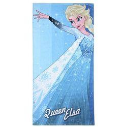 Ręcznik kąpielowy / plażowy dla dzieci Frozen Kraina Lodu Elsa