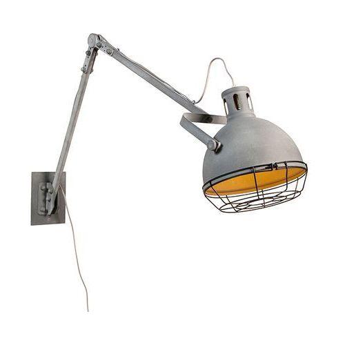 Kinkiety, Lampa ścienna regulowana przemysłowa metal - Rela