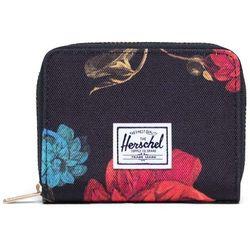 portfel HERSCHEL - Tyler RFID Vintage Floral Black (02997)