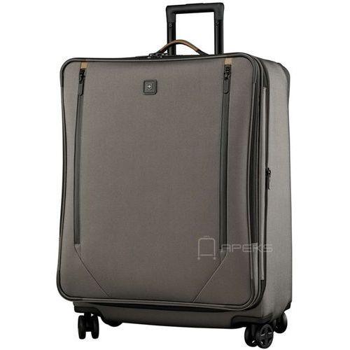 Torby i walizki, Victorinox Lexicon 2.0 duża poszerzana walizka 72 cm / szara - Grey ZAPISZ SIĘ DO NASZEGO NEWSLETTERA, A OTRZYMASZ VOUCHER Z 15% ZNIŻKĄ