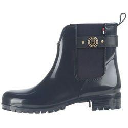 Tommy Hilfiger Oxley 13R Rain boots Niebieski 36 Przy zakupie powyżej 150 zł darmowa dostawa.