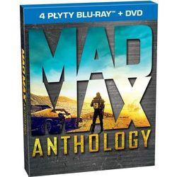 Mad Max. Antologia (Blu-ray) - George Miller DARMOWA DOSTAWA KIOSK RUCHU