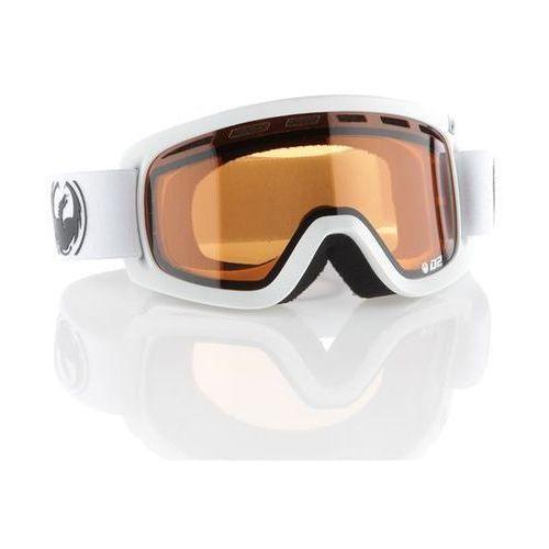 Kaski i gogle, Gogle narciarskie Dragon D2 Powder/Amber 722-2800
