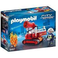 Klocki dla dzieci, Playmobil ® City Action Strażackie roboty gaśnicze 9467