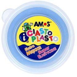 Ciastoplasto niebieska 30g Amos