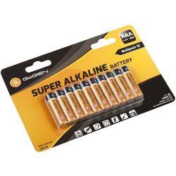 Baterie alkaliczne GOGEN AAA LR03 (10 sztuk)