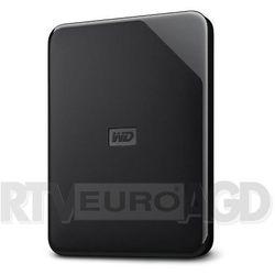 WD Elements SE 2TB USB 3.0 (czarny) + etui