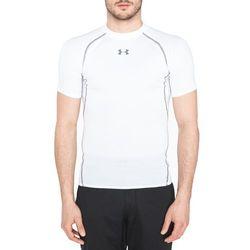 Under Armour Armour Compression Koszulka Biały S Przy zakupie powyżej 150 zł darmowa dostawa.