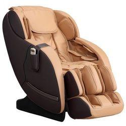 Fotel do masażu NEREE — system zero grawitacji — Kolor karmelowy
