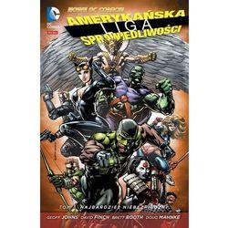 Amerykańska Liga Sprawiedliwości #01: Najbardziej niebezpieczni (opr. twarda)