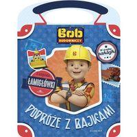 Książki dla dzieci, Bob Budowniczy. Podróże z bajkami (opr. miękka)