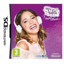 Disney Violetta: Rhythm & Music - Nintendo DS - Muzyka