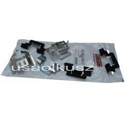 Zestaw montażowy tylnych klocków Chevrolet Silverado 1500 -2007