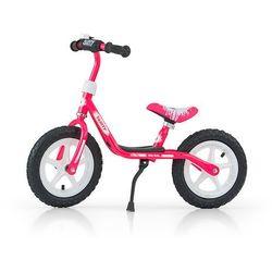 Rower biegowy Dusty 12'' Pink-White