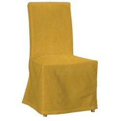 Dekoria Sukienka na krzesło barowe Henriksdal krótka 127-99, krzesło barowe Henriksdal
