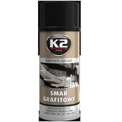 W130 K2-SMAR GRAFITOWY 400ML SPRAY DO KON K2