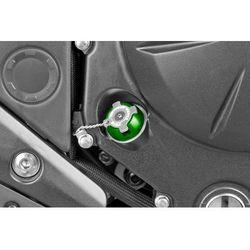 Korek wlewu oleju PUIG do motocykli Honda / Kawasaki / Ducati (zielony)