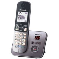Telefony stacjonarne, Telefon Panasonic KX-TG6821