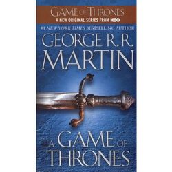 Song of Ice and Fire 1 Game of Thrones (opr. miękka)