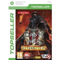 Gry PC, Warhammer 40.000 Dawn of War 2 Retribution (PC)